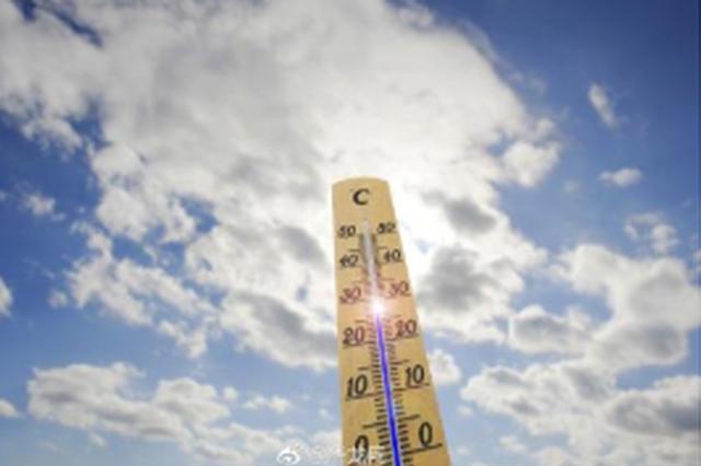 福州昨日迎今年首个高温日 新一轮雨水来袭后天降温