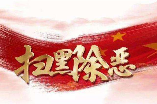 全国扫黑办副主任王洪祥来厦调研 推进市域社会治理现代化