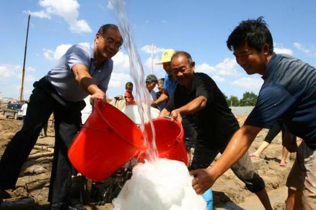 福清龙田水厂至高山供水主管道8月底完工 30万人受益