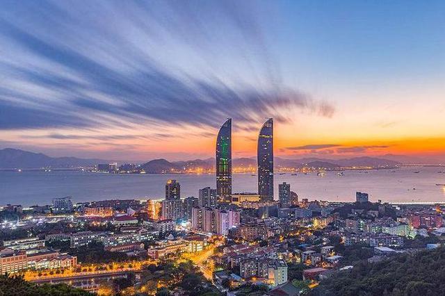 2018年中国城市竞争力排名出炉 厦门入围20强