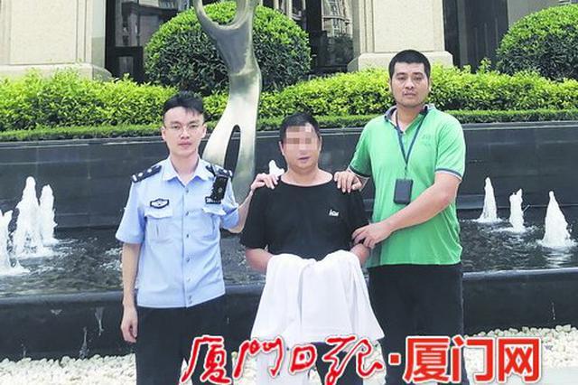 厦门一酒店厨师炒菜时被民警抓走 其两周前顺走电动车