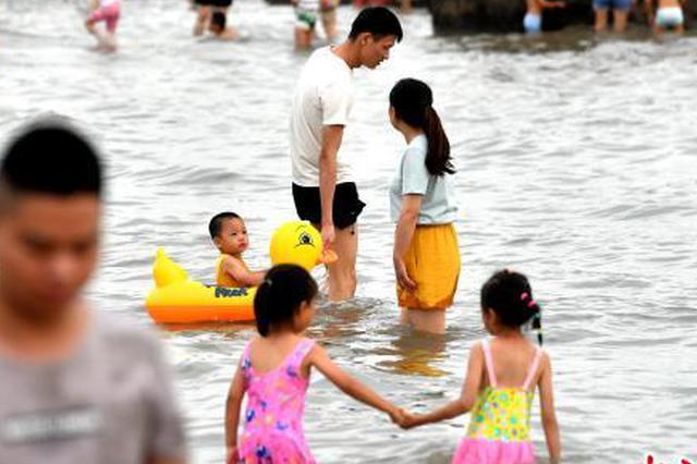 今年游客最爱到厦门避暑 亲水项目备受追捧