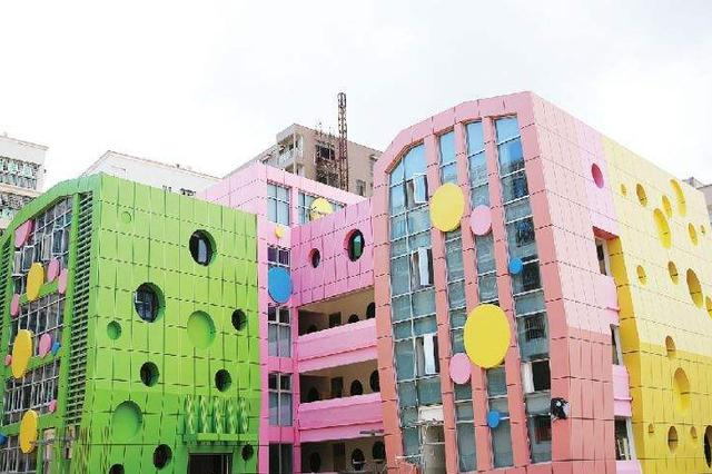 漳州芗城实验幼儿园东铺头园区 8月下旬交付使用