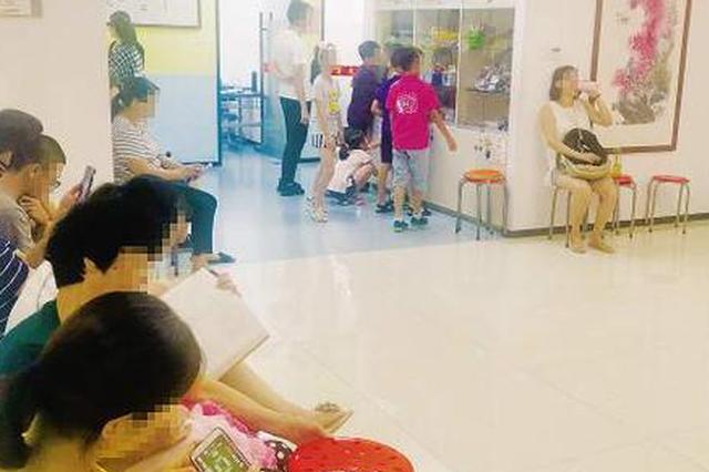 暑假培训机构花式招生 从早到晚孩子课程全覆盖