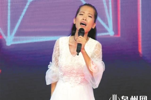 """泉州惠安女子为纪念亡父 创作闽南语歌热播"""""""