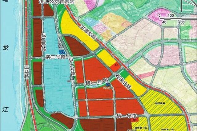 福州金山橘园洲片区将大变样 打造创新型产业园区