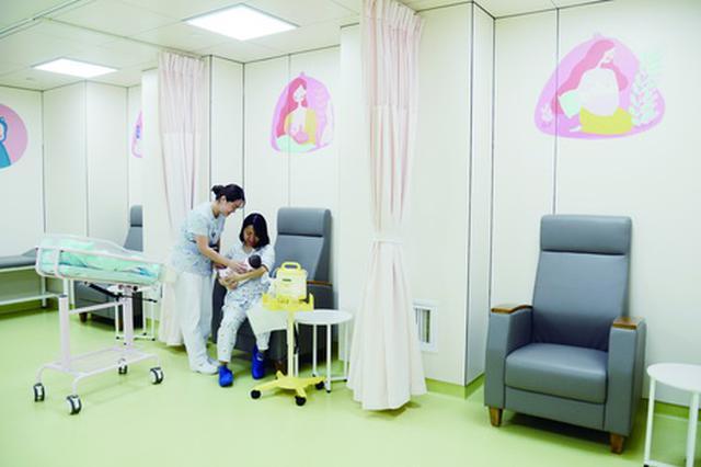 厦门市已建400多间母婴室 可通过手机查询