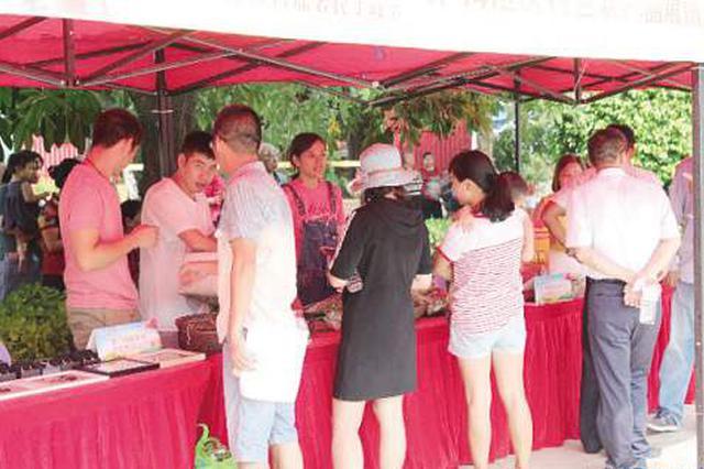 海沧区第二届农民丰收节启幕 周六一起去赶集吧