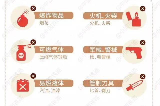 即日起至10月2日 厦门北站进京列车实施二次安检