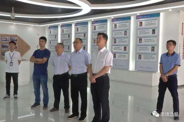 """南靖县长带相关负责人组团""""取经"""" 助推装备制造业发展升级"""