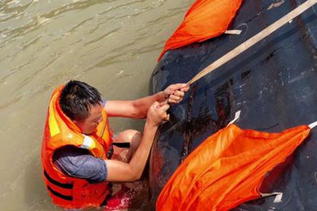 """福州海洋渔业人员开展海上技能""""大比武"""""""
