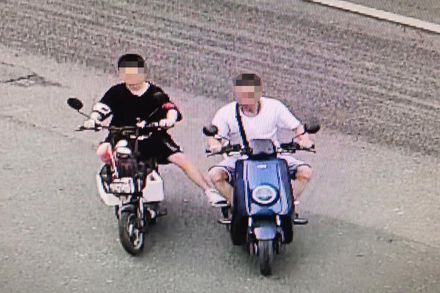 漳州:五旬男子竟然带12岁儿子一起盗窃