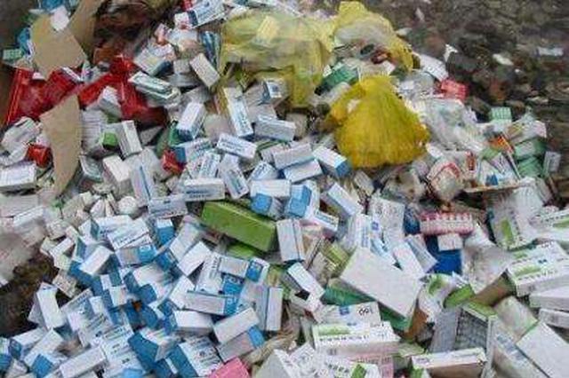 从市民家中免费回收 厦门三年回收家庭失效药品20.7吨