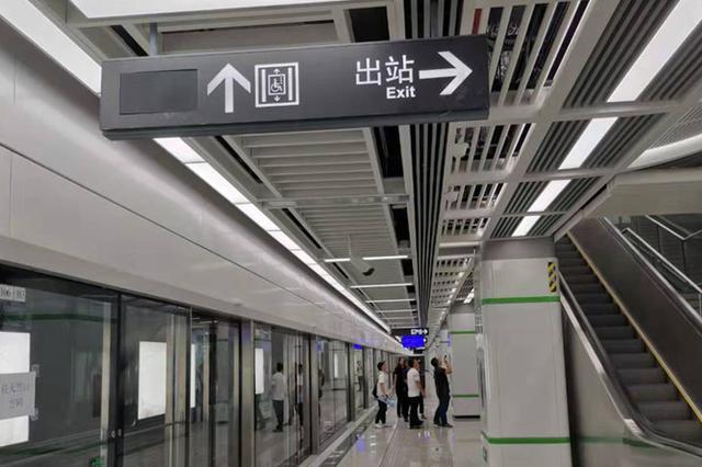 厦门地铁2号线全线机电设备安装调试基本完成
