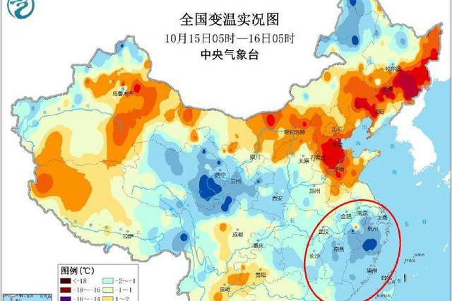 福州今秋降水比常年少二三成 未来10天福建降水仍偏少
