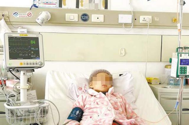 厦门12岁女孩患罕见恶性肿瘤 父母盼爱心人士伸援手