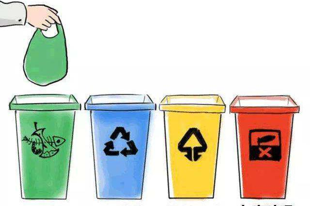 12月1日起 龙岩中心城区生活垃圾强制分类