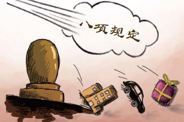 省纪委监委通报四起违反中央八项规定精神的典型问题
