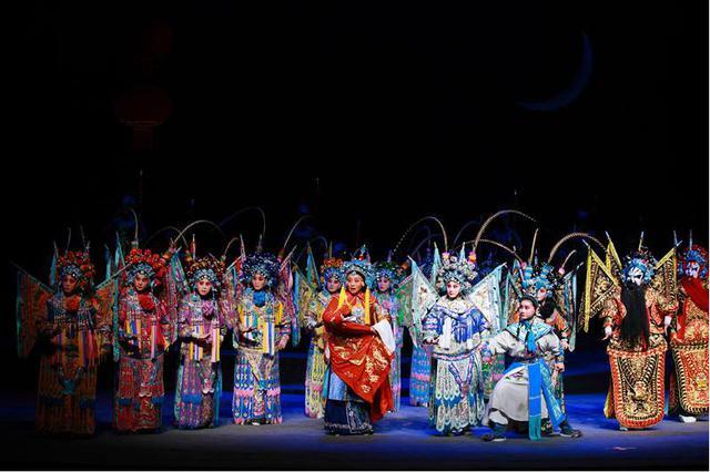 第十六届中国戏剧节26日在福州开幕 为期17天