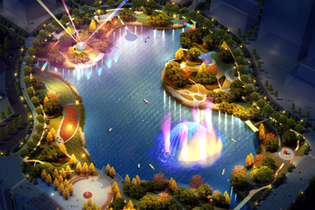 福州连江拟建287亩公园 集合观光娱乐健身等功能