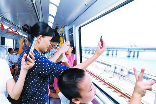 厦门地铁线路是怎么画出来 科学论证综合比选征求意见