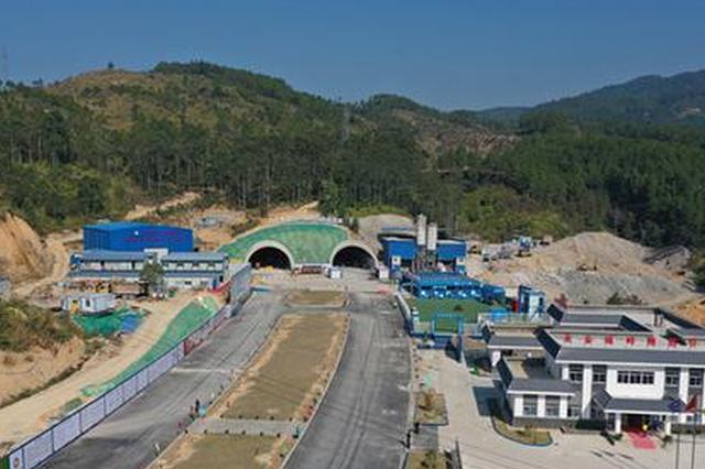 福州永泰城区二环路有望明年1月全线通车