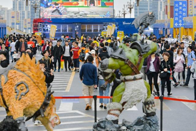 第十二届厦门国际动漫节盛大启幕 吸引近200家动漫企业参展