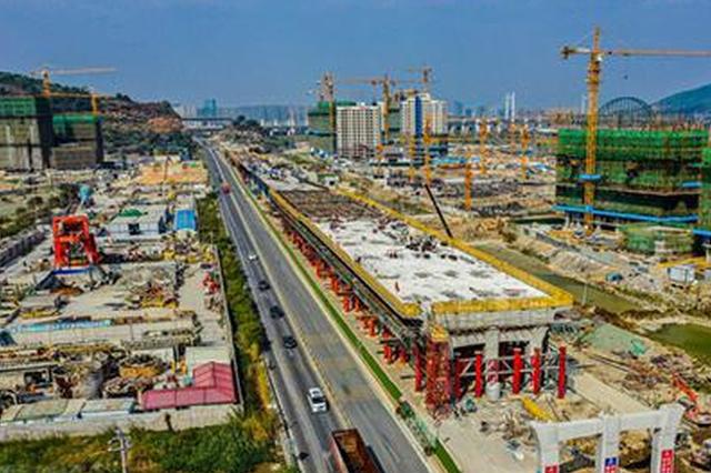 福泉高速公路连接线拓宽 部分路段明年通行
