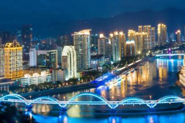 福州推进城区亮化和夜景灯光工程建设 发展夜色经济