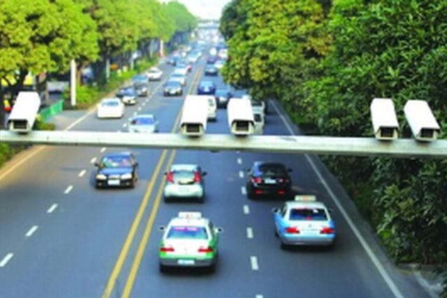 福州城区百套行人和非机动车闯红灯抓拍系统显神威