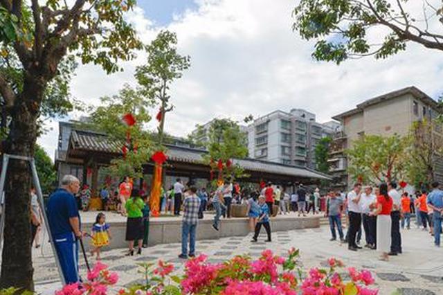 福州巩固提升全国文明城市创建成果 为让环境更美丽