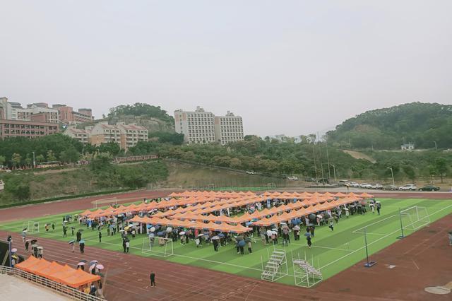 阳光学院举办大型校园招聘会