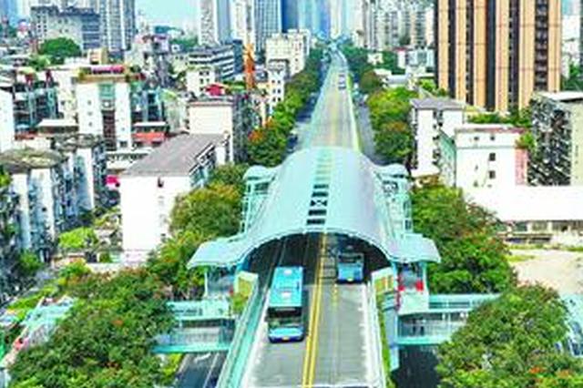 厦门落实轨道交通一体化衔接规划 市民换乘接驳更便捷