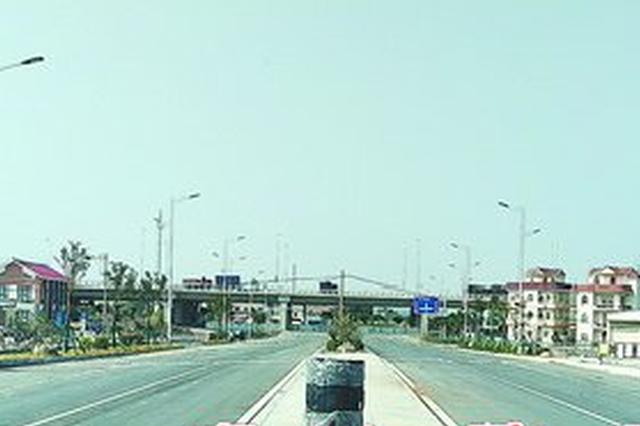 厦门往漳州和龙海多了条路 龙池大道提升改造月底通车