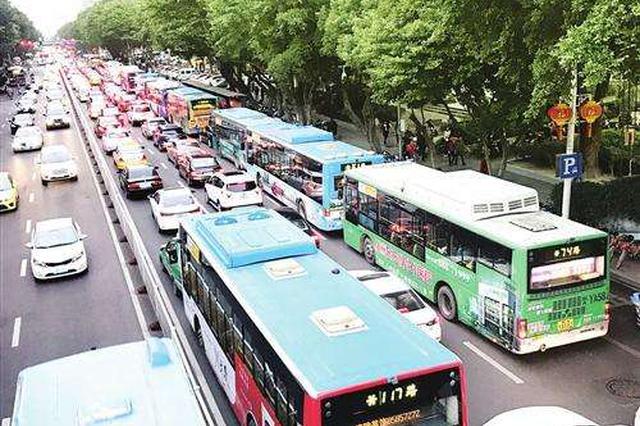 榕公交地铁换乘优惠正式实施 90分钟里可享受换乘优惠