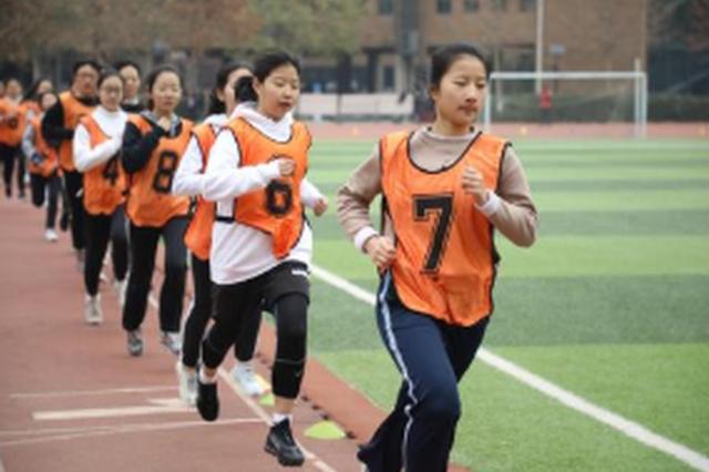 漳州中考明年起体育分计入总分 考试内容分三部分