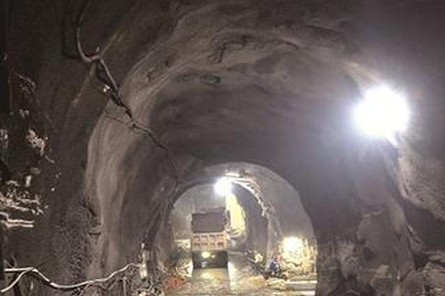 厦门海沧隧道今年底建成通车 海域段本周实现双线贯通