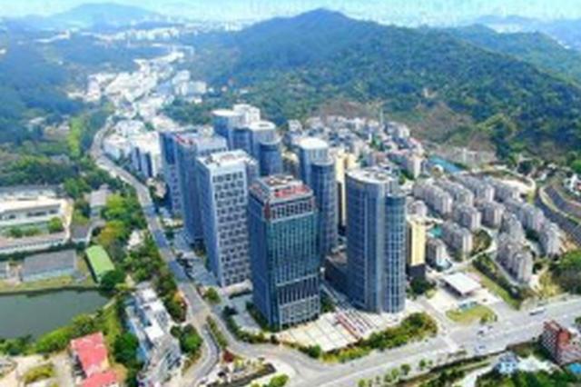 """福州软件园蝉联""""中国最具活力软件园"""""""