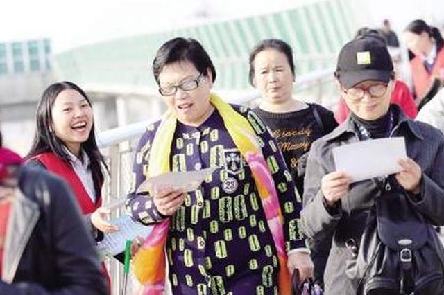 春节或迎新一波客流高峰 厦门健康步道将安排限流措施
