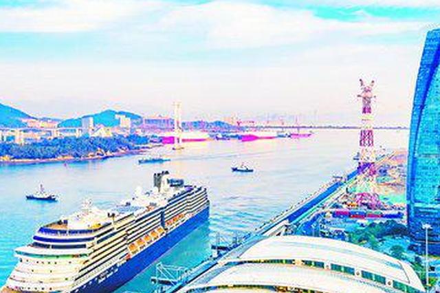 厦门港2019年成绩单亮眼 集装箱吞吐量居全球第十四
