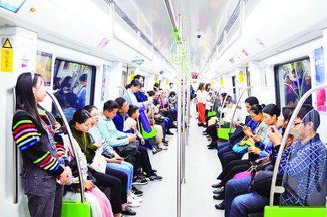 厦门地铁2号线开通 轨道交通日均客运量达38.3万人次
