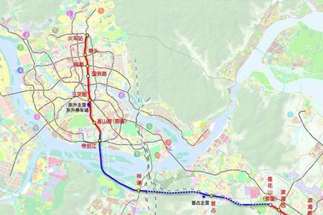 福州地铁传来一波好消息 涉及4号线、5号线、滨海快线