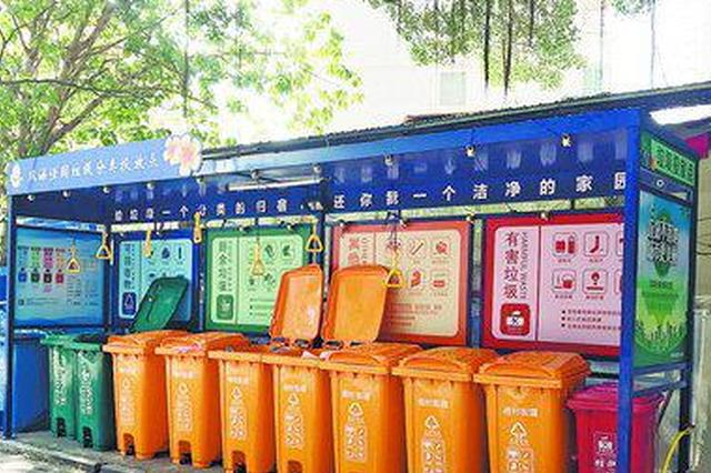 厦门今年将全面实行垃圾分类直运 减少混装混运现象
