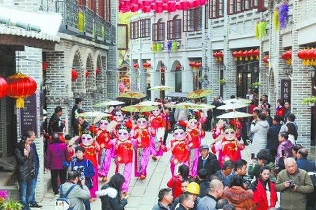 福州多了15个特色历史文化街区