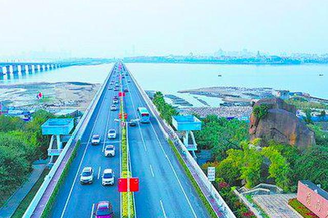 厦门大桥四车道将改成六车道 年内动工具体方案拟定中