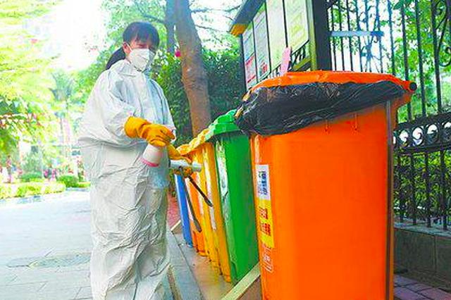 厦门每日单独焚烧30多万只废弃口罩 设有投放专用桶