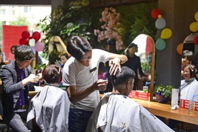 泉州这2个地方发布通告 理发店一次只能接待1人