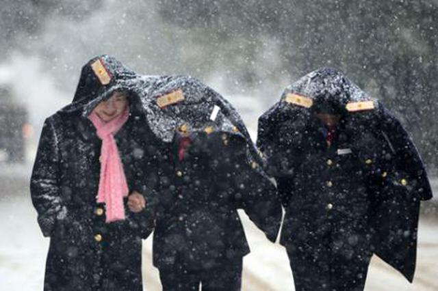 今年第一场超强寒潮来袭厦门