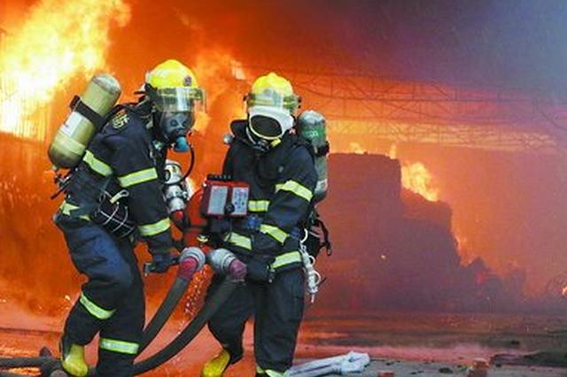 厦门一纺织厂发生火灾 消防及时扑救无人员伤亡