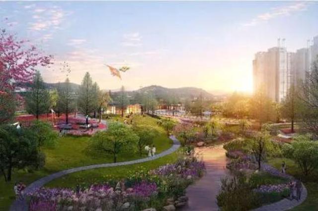 福州10大公园今起开放 游客检测体温和佩戴口罩入园